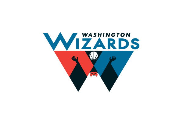 Washington Wizards logo redesign