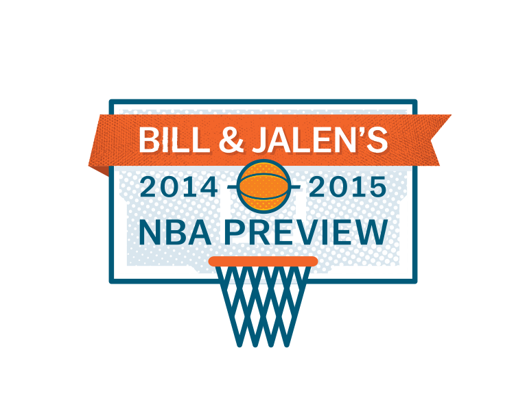 Grantland - NBA Preview 2014 logo