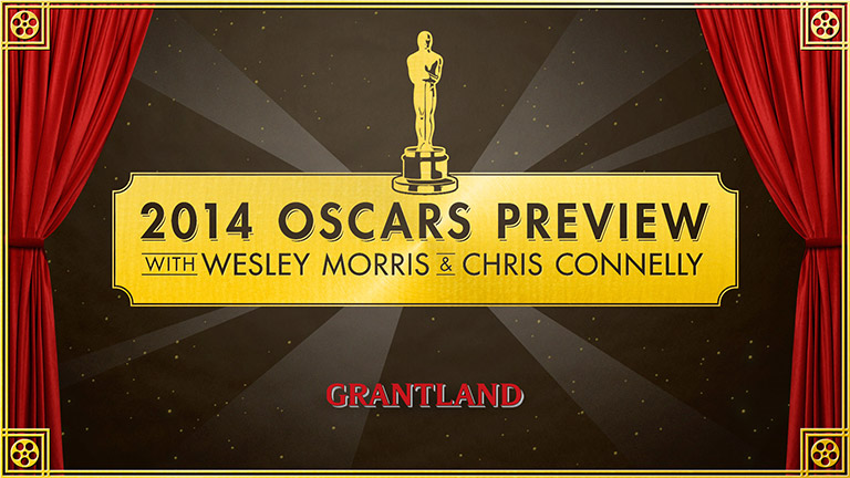Grantland - Oscars Preview - title
