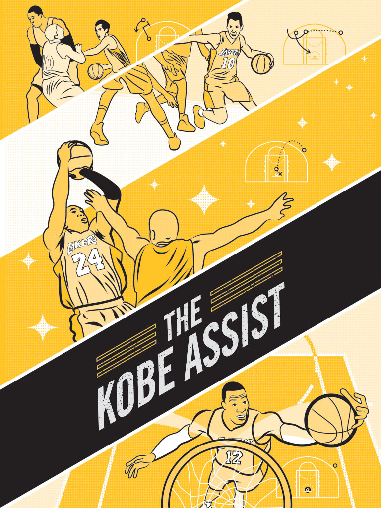 Grantland Quarterly: The Kobe Assist