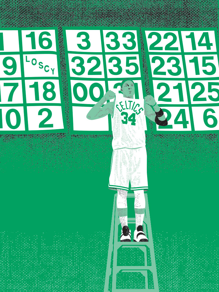 Grantland Quarterly: The Truth About Paul Pierce