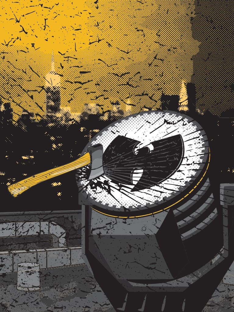 Grantland Quarterly: Wu-Tang, Atomically