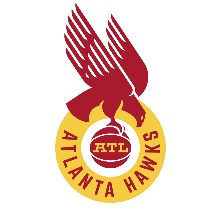 NBA Logo Redesigns: Atlanta Hawks