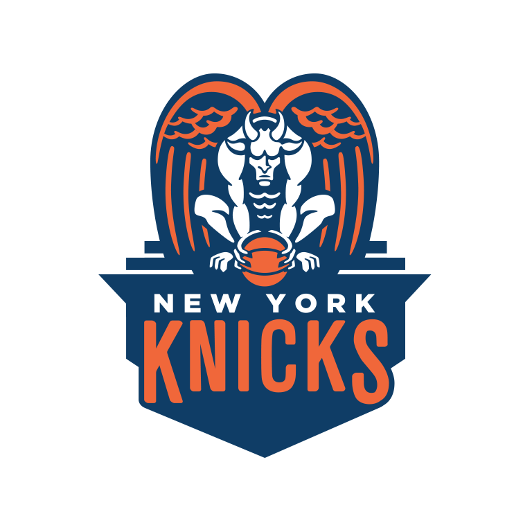 NBA Logo Redesigns: New York Knicks