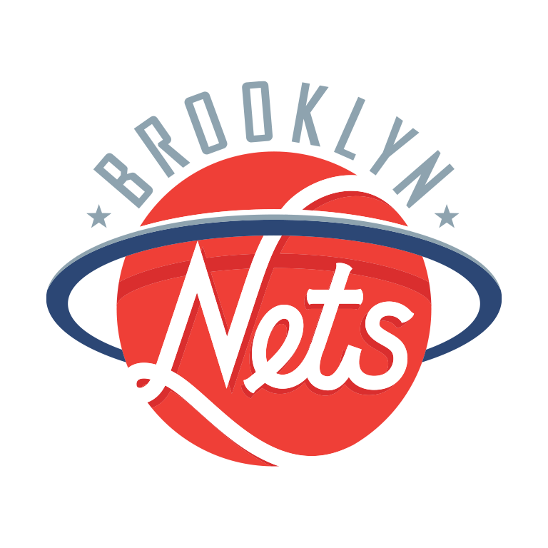 NBA Logo Redesigns: Brooklyn Nets