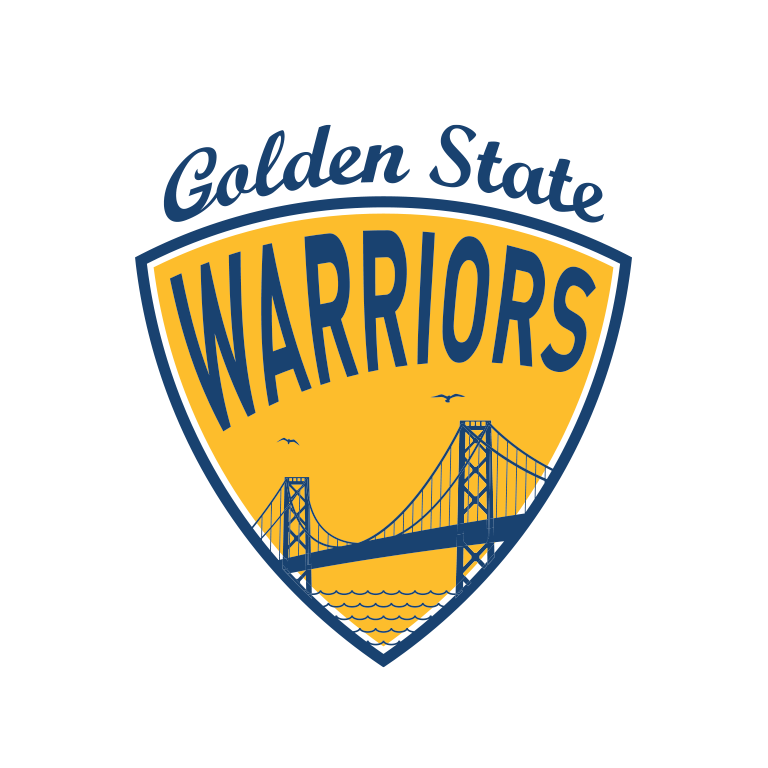 NBA Logo Redesigns: Golden State Warriors