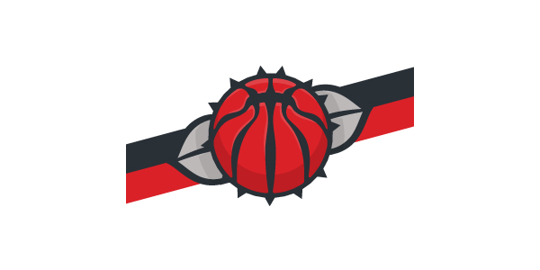 NBA Logo Redesigns: Portland Trailblazers - secondary mark