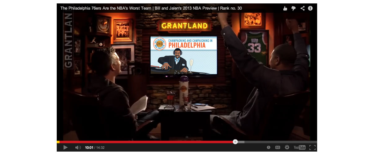 Bill & Jalen's 2013 NBA Preview - video screen
