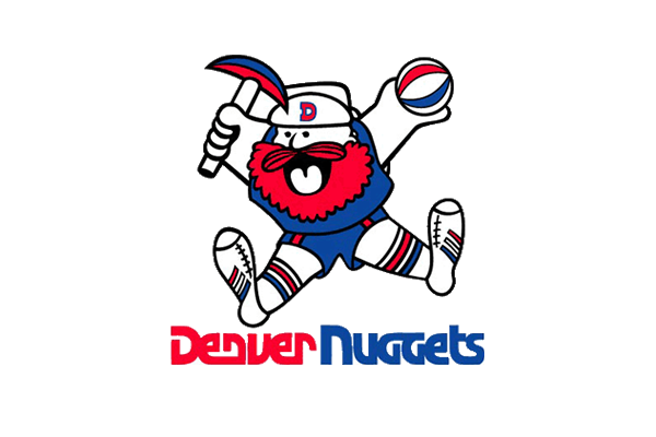 Nuggets logo | 1974/75 - 1980/81