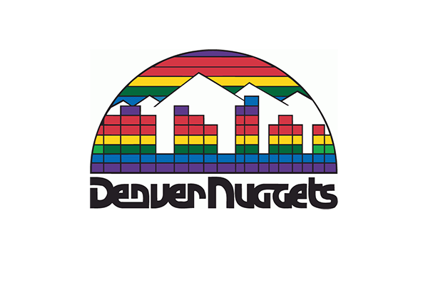 Nuggets logo | 1981/82 - 1992/93