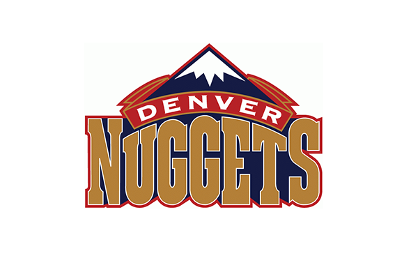 Nuggets logo | 1993/94 - 2002/03