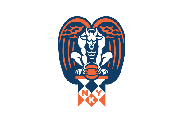 NBA Logo Redesigns: New York Knicks - secondary logo