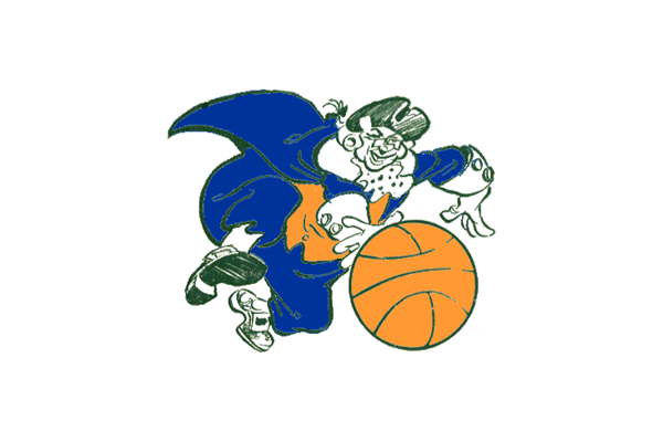 New York Knicks logo | 1946/47 - 1963/64