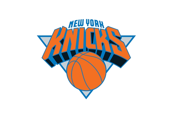 New York Knicks logo | 1992/93 - 1994/95
