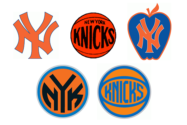 New York Knicks alternate logos