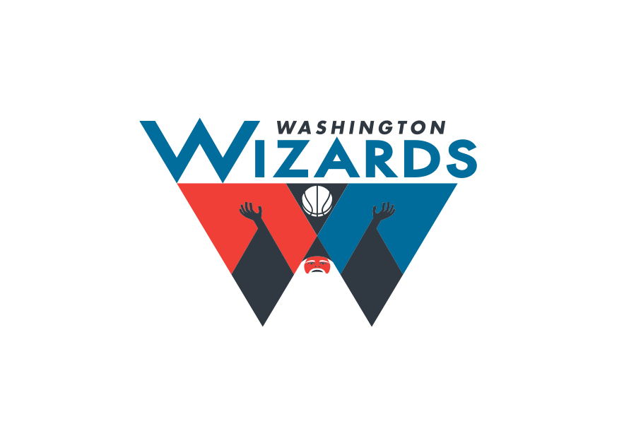 NBA Logo Redesigns: Washington Wizards