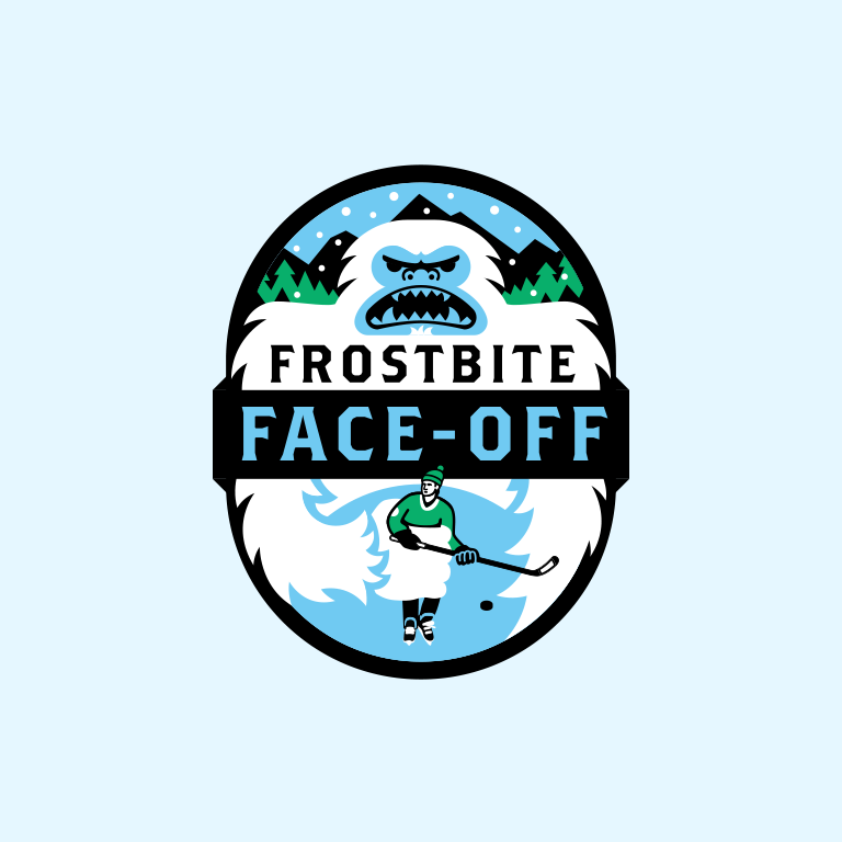 Frostbite Face-Off logo