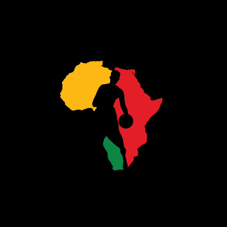 NBA Africa - color variant