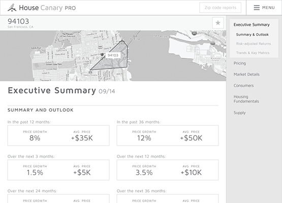 HouseCanaryPRO-Wireframes-V4-03a-RESULTS-zip_code_report_summary