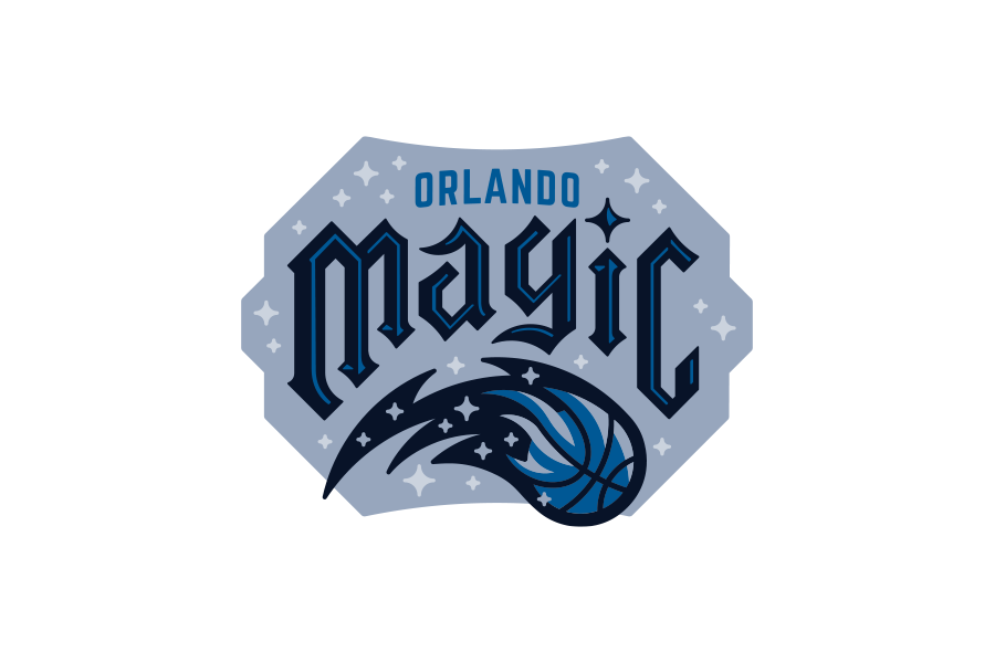 NBA Logo Redesign: Orlando Magic