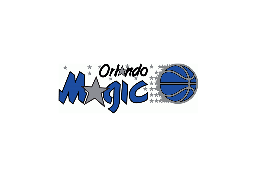 Orlando Magic logo - 1989/90 - 1999/2000