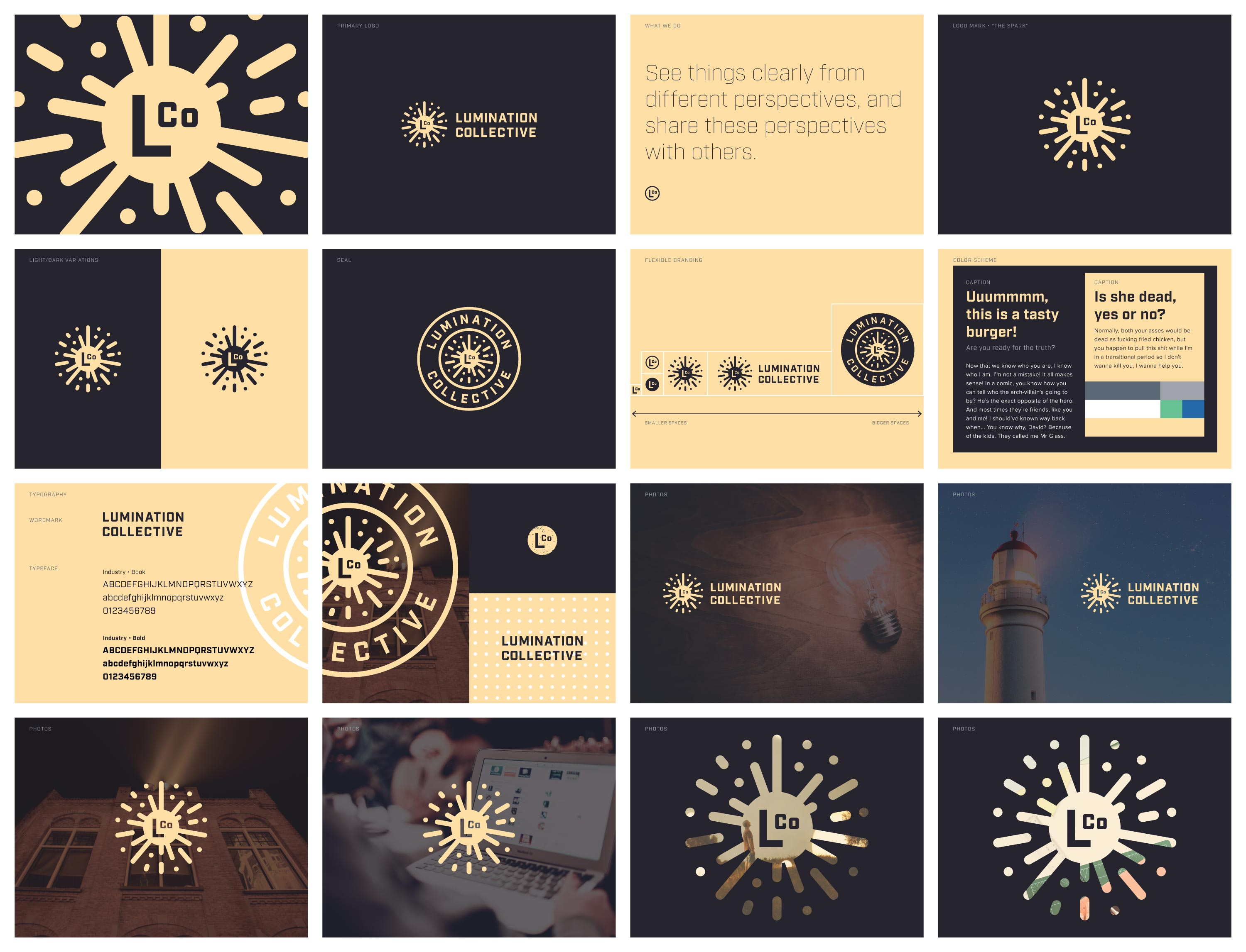 Lumination Collective - Brand Guidelines
