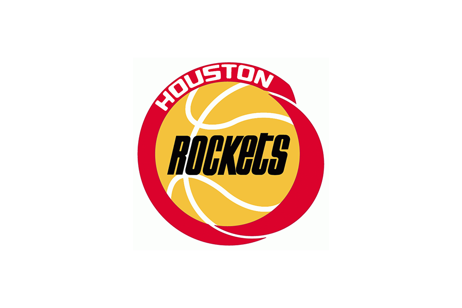 Houston Rockets logo - 1972/73 - 1994/95