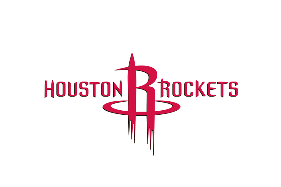 Houston Rockets logo - 2003/04 - Present