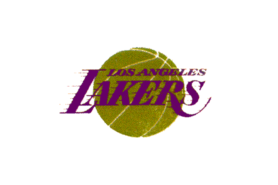 Los Angeles Lakers logo – 1960/61 – 1975/76