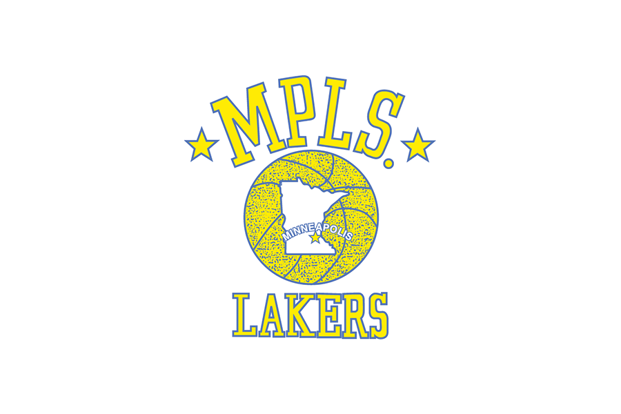 Minneapolis Lakers logo – 1947/48 – 1959/60