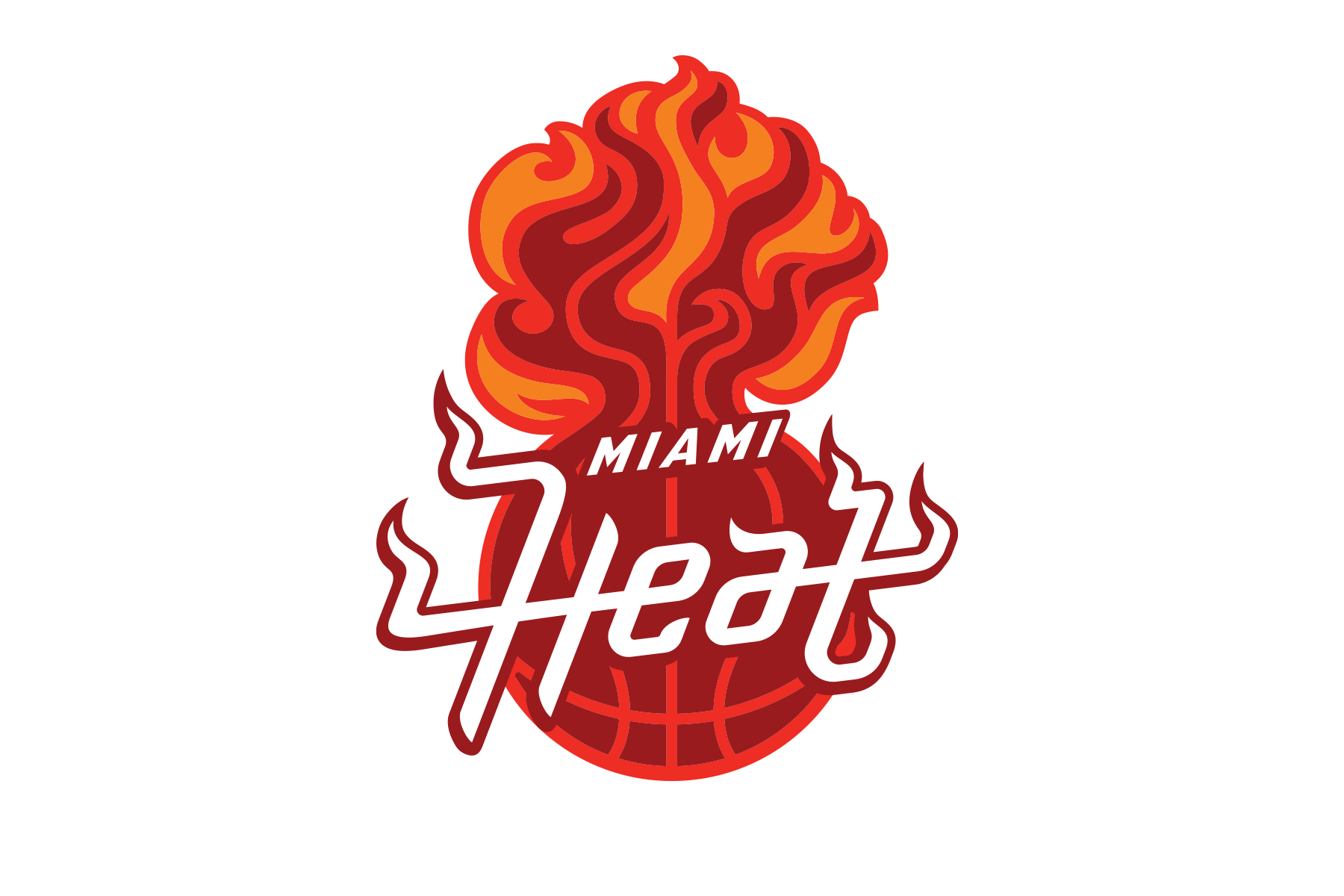 Michael Weinstein Nba Logo Redesigns Miami Heat
